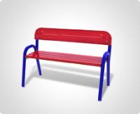 Ограждения и скамейки