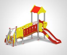 Выбрать детские площадки
