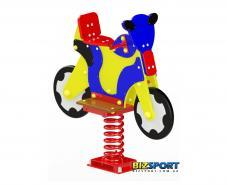 Выбрать и купить детскую качалку Мото Biz-116