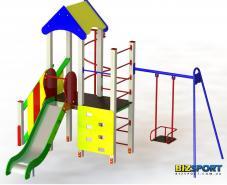 Детский игровой комплекс Енотик Biz750