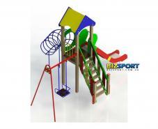 Детский игровой комплекс Лунтик Dio-804.1