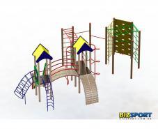 Детский игровой комплекс Мария Biz-717