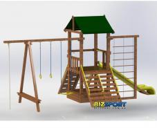 Детский игровой комплекс Ранчо Р801