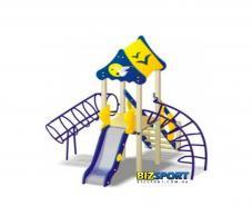 Детский игровой комплекс Чайка Biz-701.4