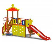 Детский игровой комплекс Донателло Biz-706
