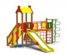 Детский игровой комплекс Рафаэль Biz705