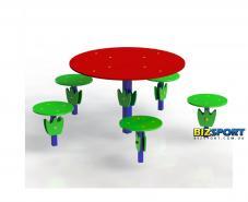 Выбрать и купить детский столик Поляна Biz211