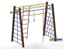 Выбрать и купить гимнастический комплекс Рейнджер Biz677