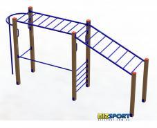 Гимнастический комплекс Рукоходик Biz602