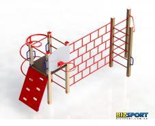 Гимнастический комплекс Спортик Biz657