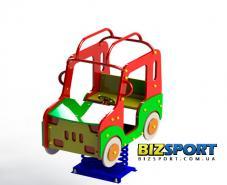 Детская качалка для улицы Джип Biz-118