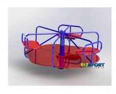 Карусель для детской площадки Biz306