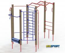 Спортивный гимнастический комплекс SG-301