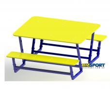 Столик для детской игровой площадки Biz-251